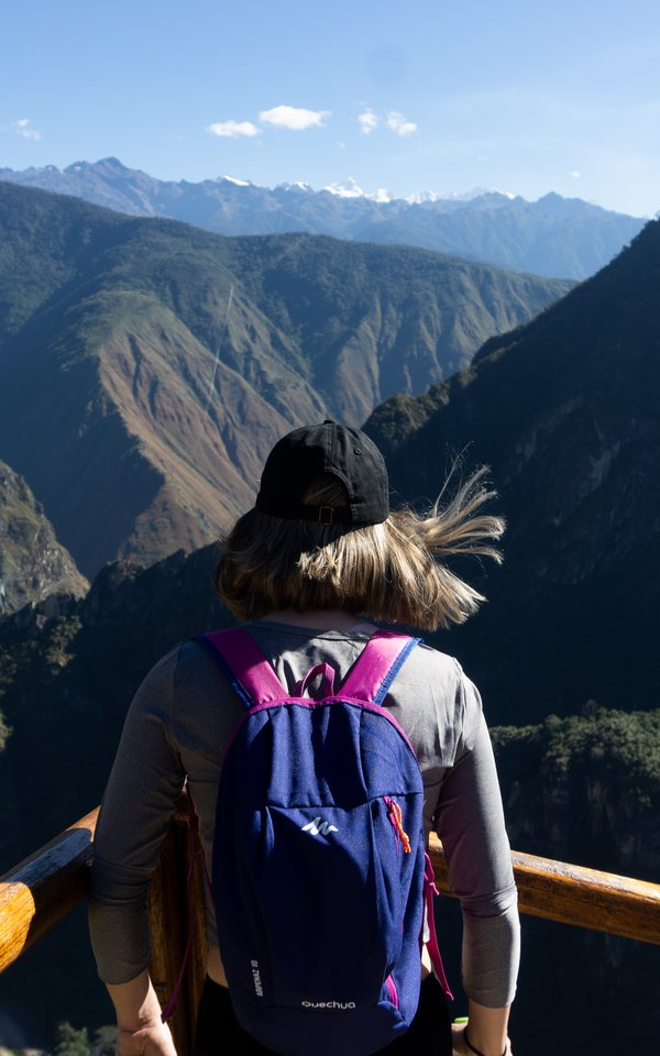 Overlooking the Andes thumbnail