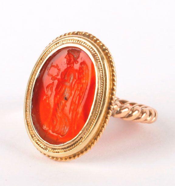 Anna Freud's Ring