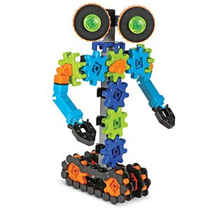 Preview thumbnail for 'Gears! Gears! Gears! Robots in Motion