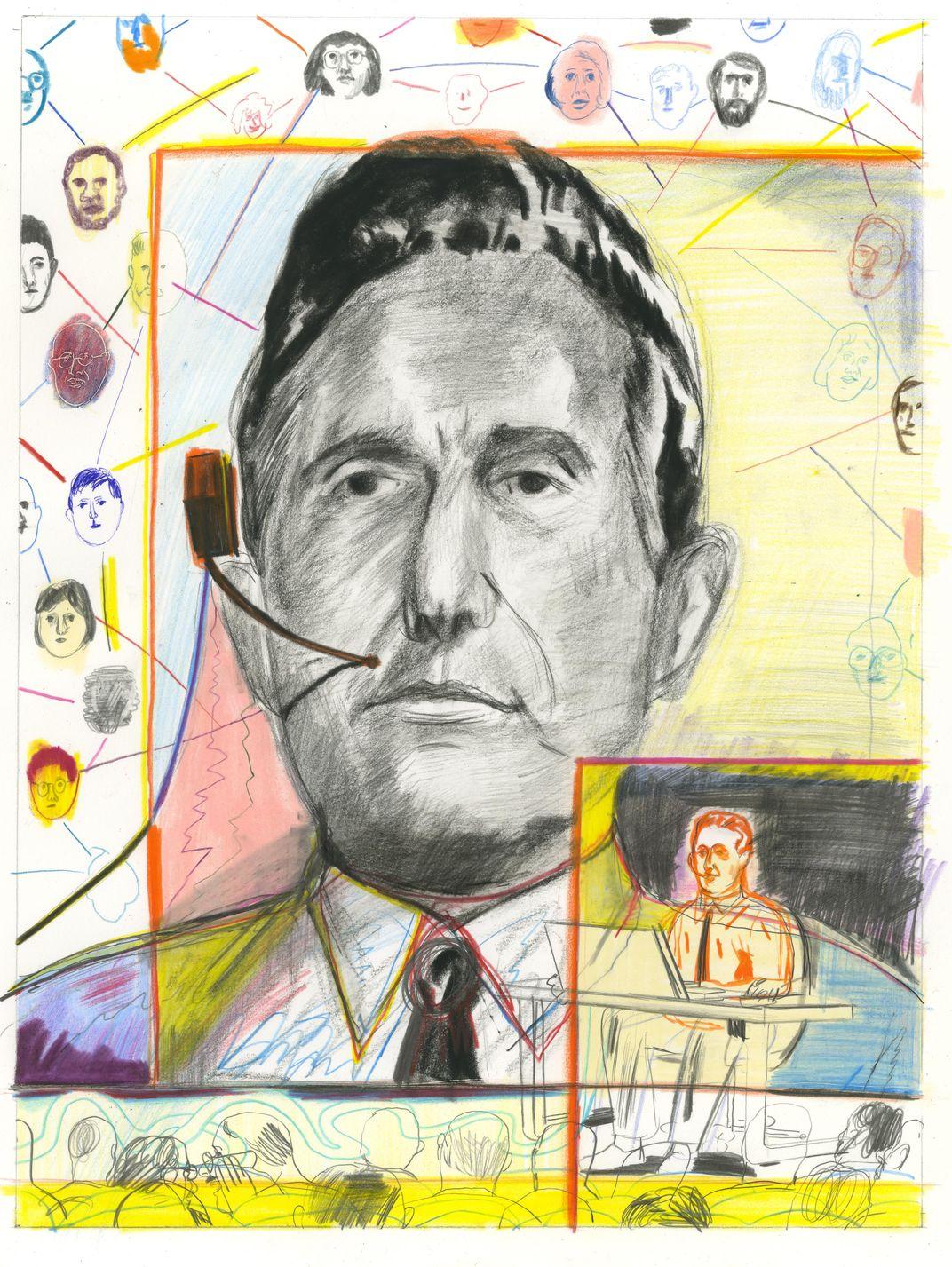 How Douglas Engelbart Invented the Future