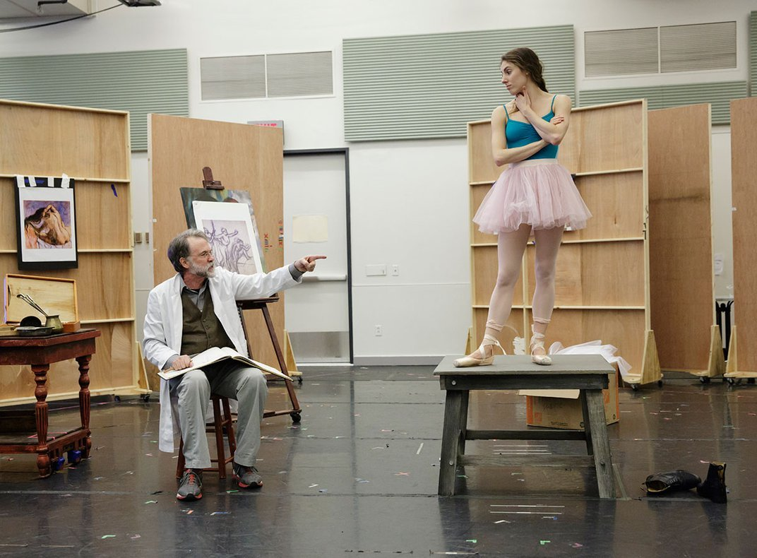 The True Story of the Little Ballerina Who Influenced Degas'