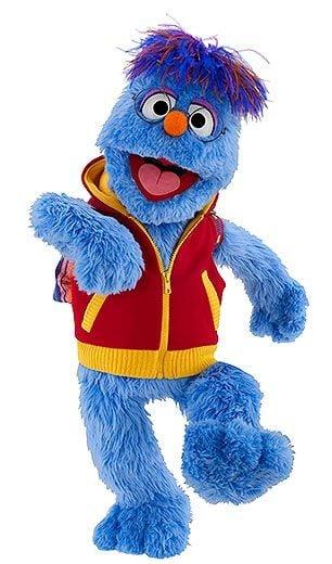 Mahbub Sesame Street