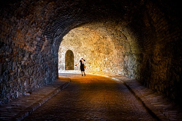Light at the end of tunnel thumbnail