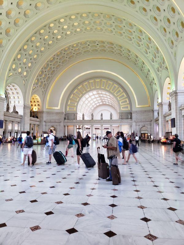 Union Station Travelers thumbnail
