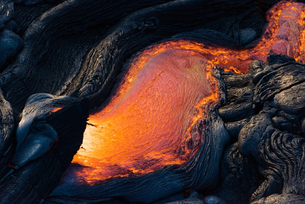 Dragon's Eye: Lava from above thumbnail