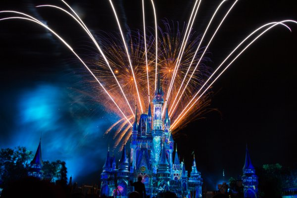 Magic Kingdom Fireworks thumbnail