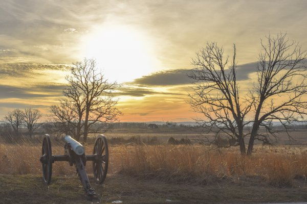Gettysburg at Sunset thumbnail