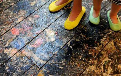 Pollock's studio in East Hampton, New York, is now the Pollock-Krasner House and Study Center.