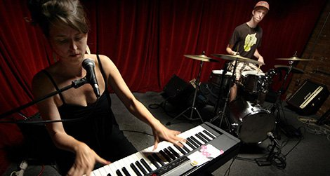 Pianist Sarah Fridrich performs this weekend at Luce Unplugged.