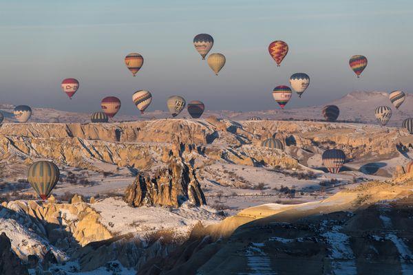 Cappadocia sunrise thumbnail