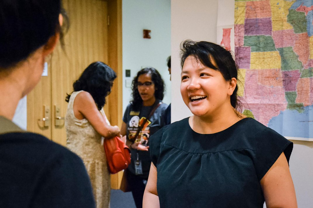 At the Smithsonian's First Asian-American Lit Fest, Writers Share Falooda, Politics and Poetry
