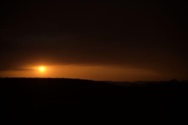 Opuwo Sunset thumbnail
