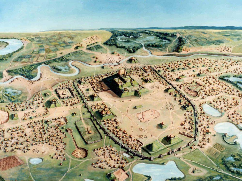 Cahokia Illo