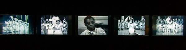 <i>A person is more important than anything else…</i> [James Baldwin], 2014. © Hank Willis Thomas. Courtesy of the artist & Jack Shainman Gallery, NY.