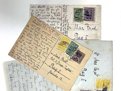 Max Brod, a fellow writer and the literary executor of Kafka's estate, preserved the newly digitized collection of letters, manuscripts and drawings.