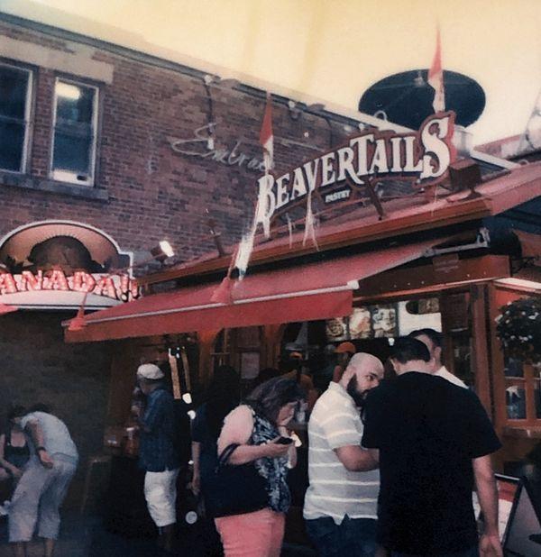 Buying Beavertails thumbnail