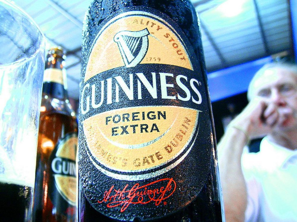 Guinness foreign stout