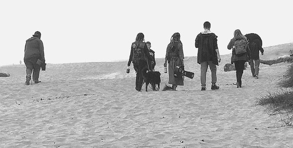 Friends Walking Together thumbnail
