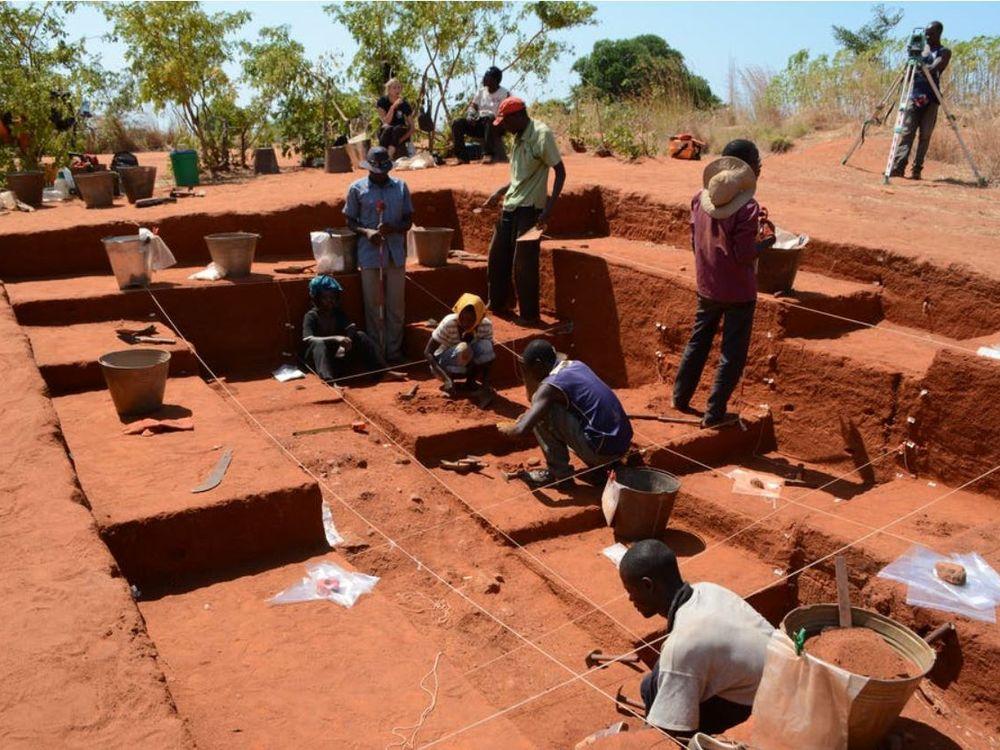Malawi dig