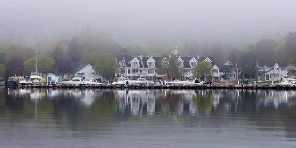 Foggy Morning Sunrise thumbnail