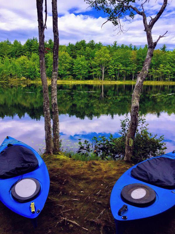 Perfect Time to Kayak thumbnail