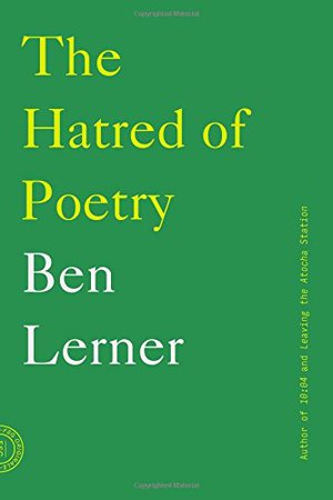 Preview thumbnail for The Hatred of Poetry