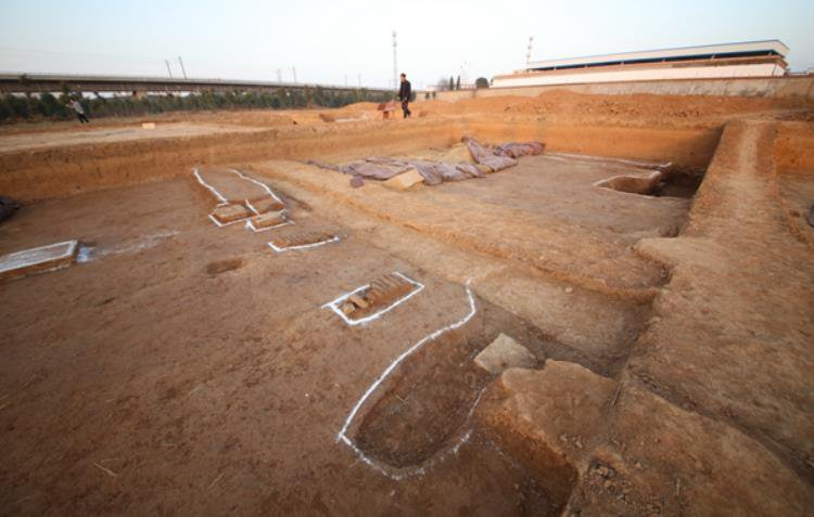 Inscription Leads Archaeologists to Tomb of One of the Last Han Emperors