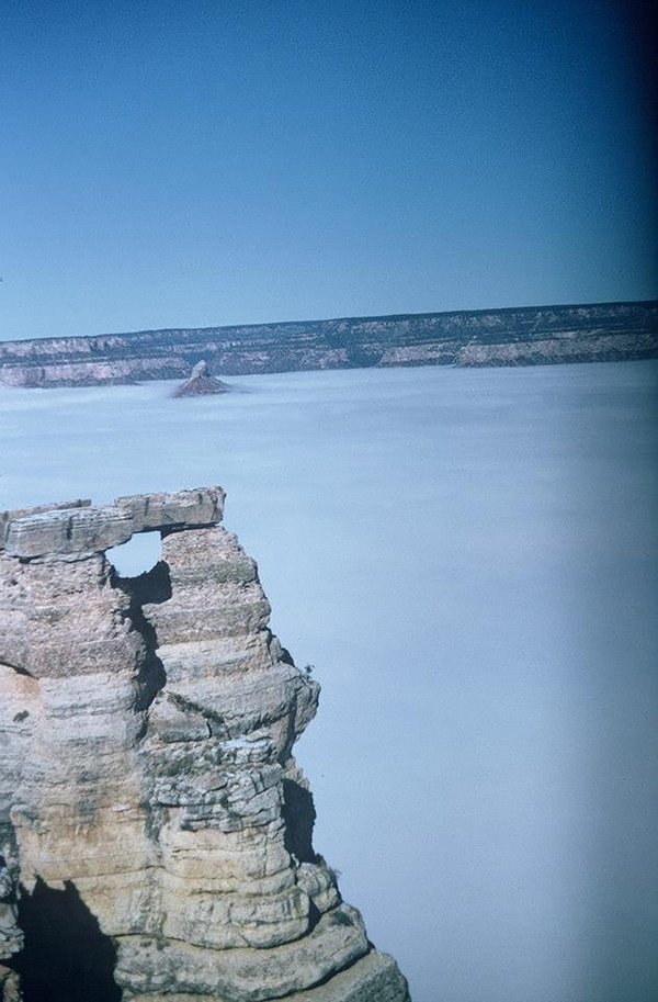Grand Canyon Under Clouds thumbnail