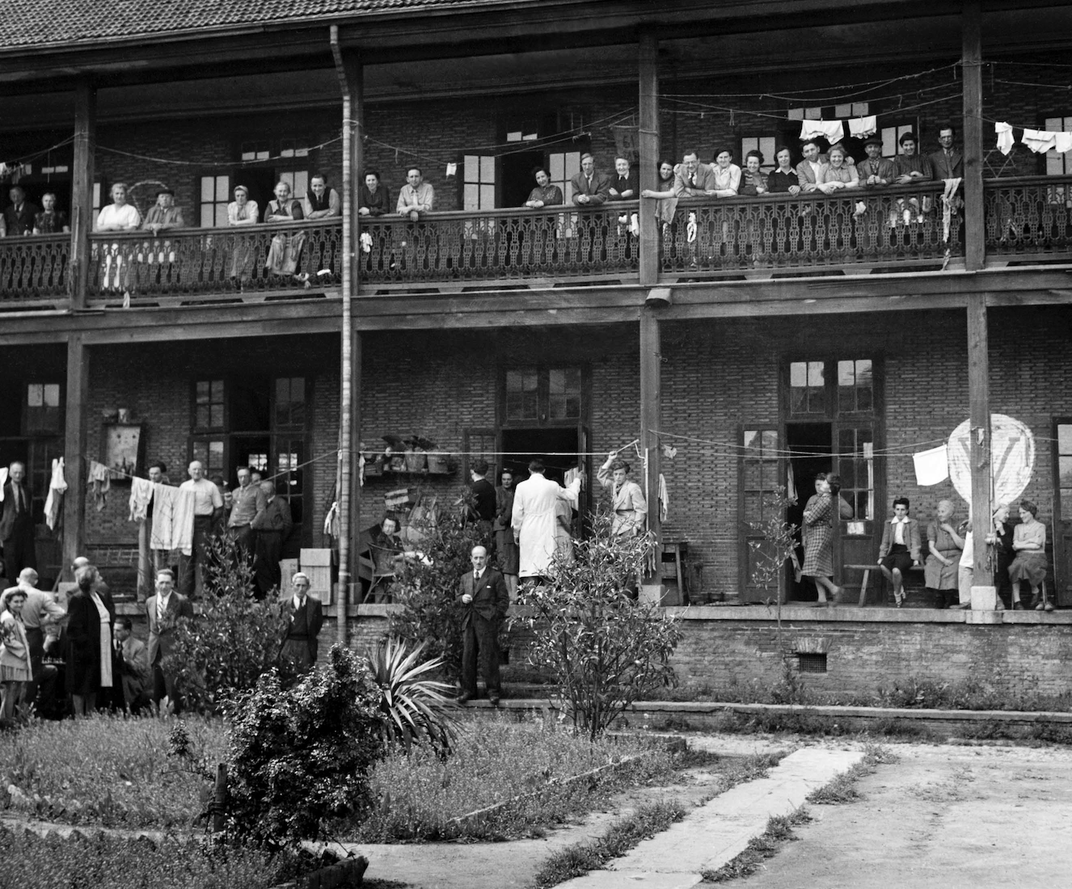 Europe's Jews Found Refuge in Shanghai During the Holocaust