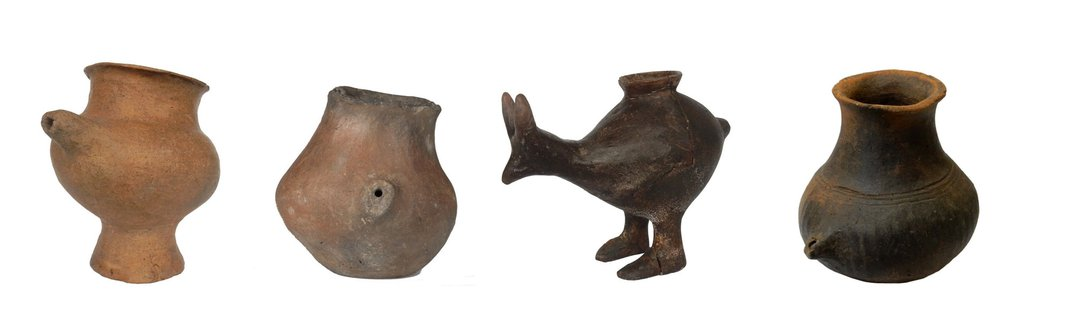 Bronze Age Baby Bottles Reveal How Some Ancient Infants Were Fed