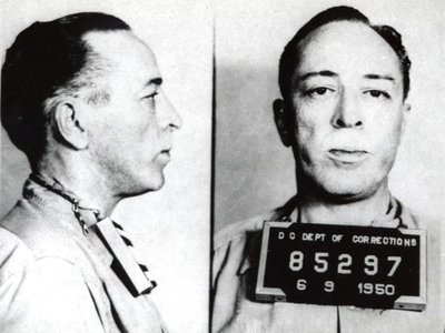 """Dalton Trumbo was one of the """"Hollywood 10"""" who were arrested for refusing to testify before the House Un-American Activities Committee. He was later blacklisted from working in the industry."""