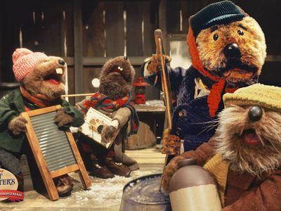 A still from Emmett Otter's Jug-Band Christmas
