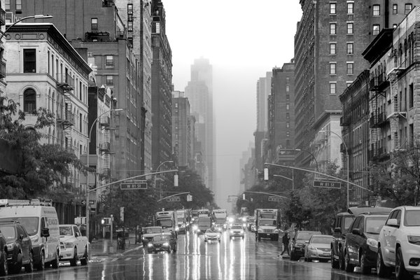 Rainy Manhattan thumbnail
