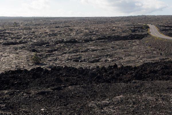 Old Lava Fields, Hawaii thumbnail