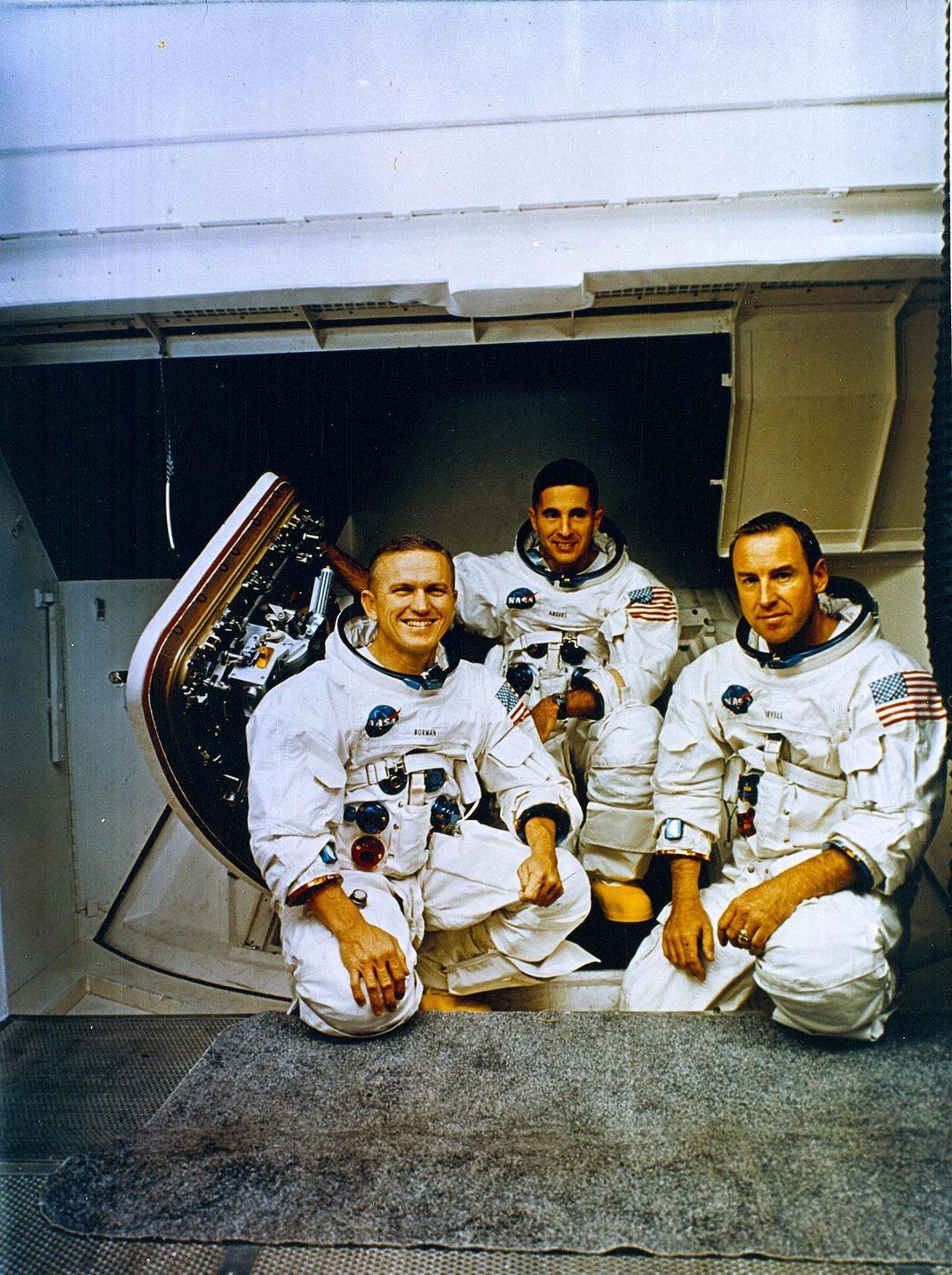 How Apollo 8 'Saved 1968'