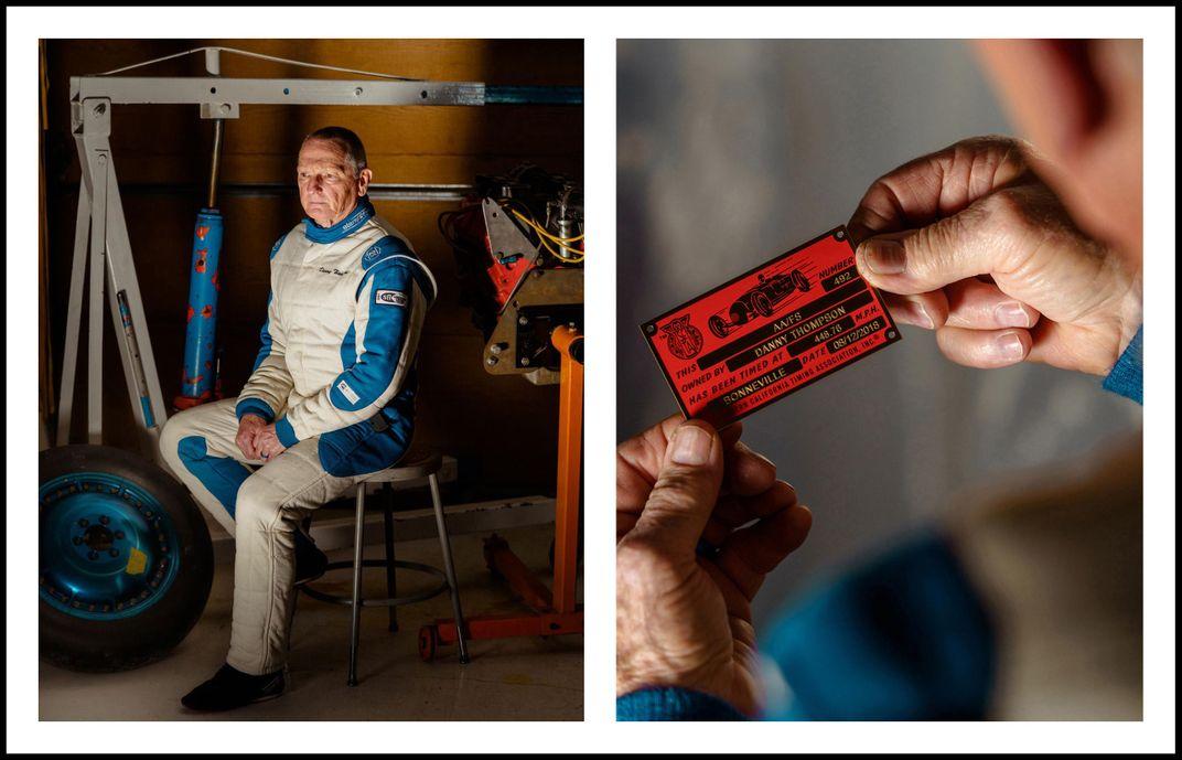 Danny Thompson's Blazing Nitromethane-Fueled Pursuit of Racing Glory