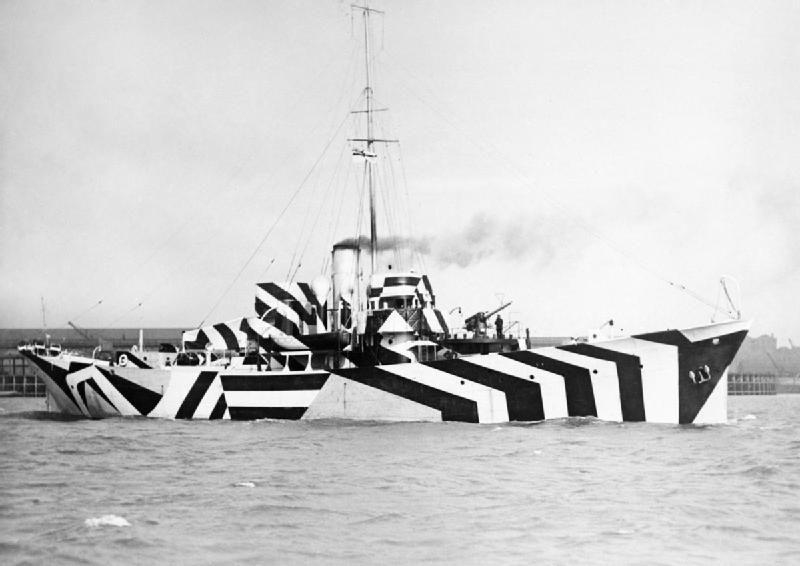 gunboat HMS Kildangan