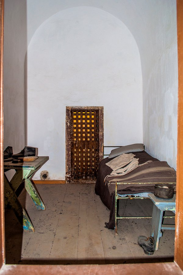 Jail Cell at Eastern State Penitentiary  thumbnail