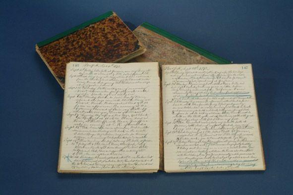 William Steinway Diary