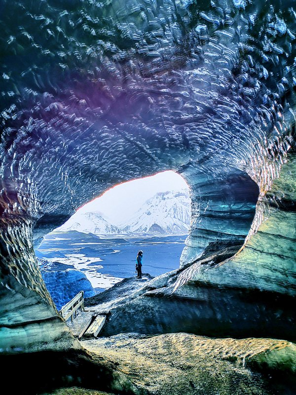 Blue Ice Cave thumbnail