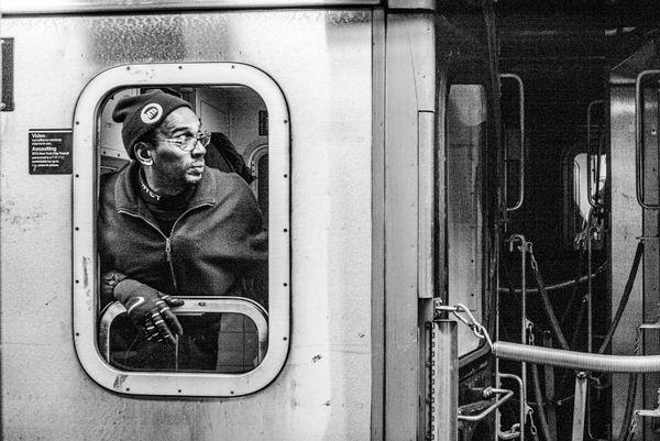 The subway driver thumbnail