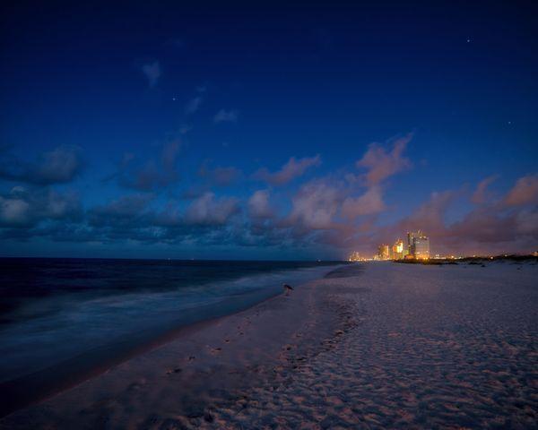 Dawn on the Gulf thumbnail