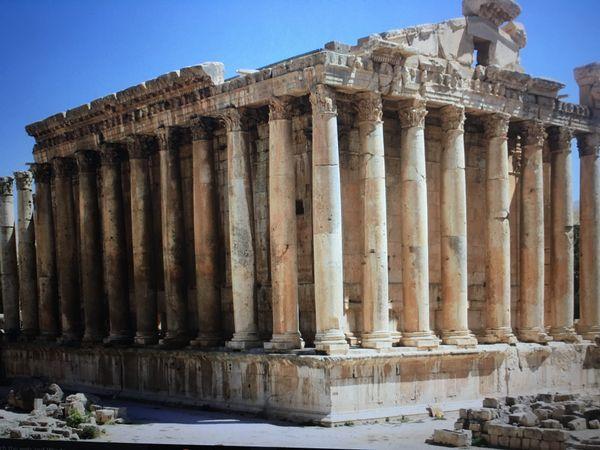 Strength in Ruins: Baalbek, Lebanon thumbnail