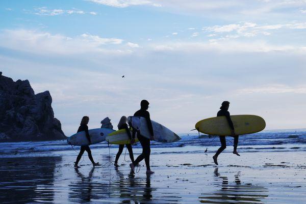 Evening Surfing thumbnail