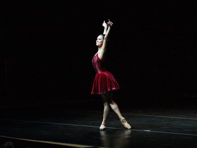 In 2015, Misty Copeland became the first African-American woman to be promoted to principal dancer at the American Ballet Theatre.