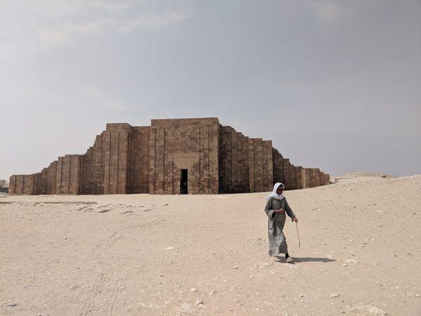 The gatekeeper of Saqqara thumbnail