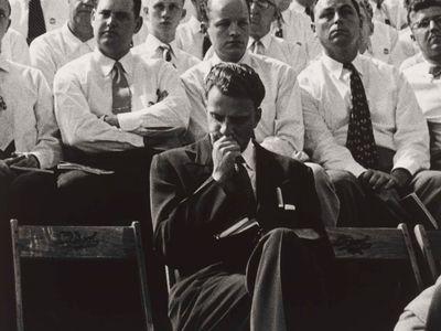 Billy Graham, Jr. by James Pease Blair, 1958