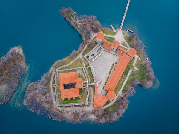 Trakai Island Castle thumbnail
