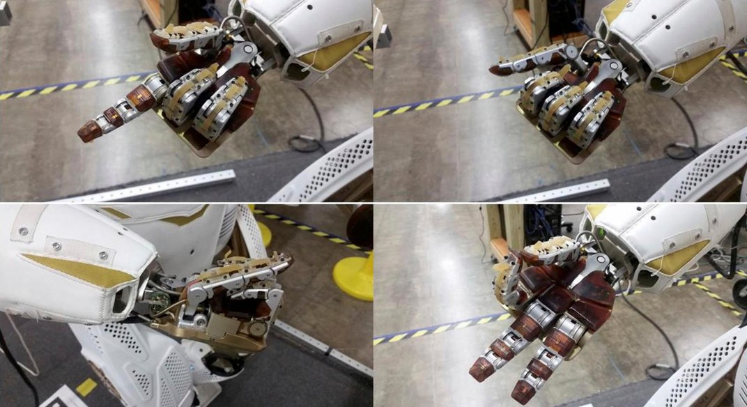 Making Robots That Can Work With Their Hands