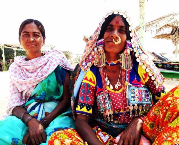 The Colorful Women of India thumbnail